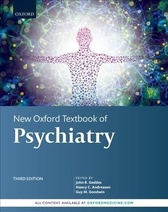 New Oxford Textbook of Psychiatry, 3rd Edition