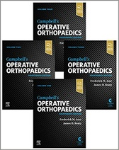 Campbell's Operative Orthopaedics : 4-Volume Set, 14e
