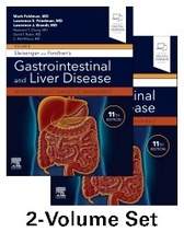 Sleisenger and Fordtran's Gastrointestinal and Liver Disease: Pathophysiology, Diagnosis, Management - 2 Volume Set, 11th Edition