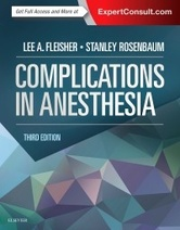 Complications in Anesthesia, 3e