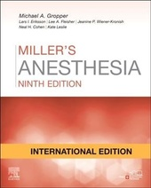 Miller's Anesthesia, 2-Vol. Set, 9e [IE]